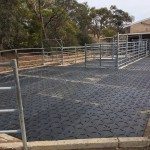 Cow Mat Yard #1